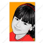 retratos personalizados estilo Black & White
